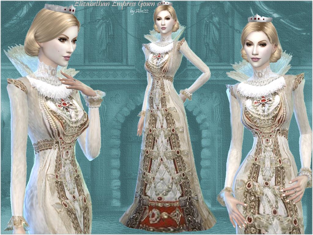 elizabethan era dresses - photo #21
