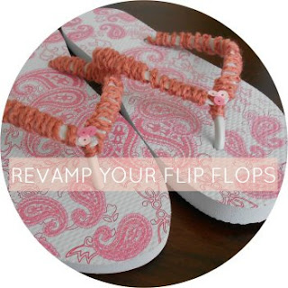 Revamp Your Flip Flops