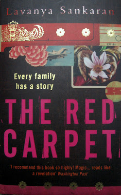 cover page of Red Carpet by Lavanya Sankaran