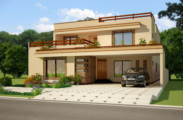3D Building View http://3darchitecturevisualization.blogspot.com/2013/01/house-3d.html