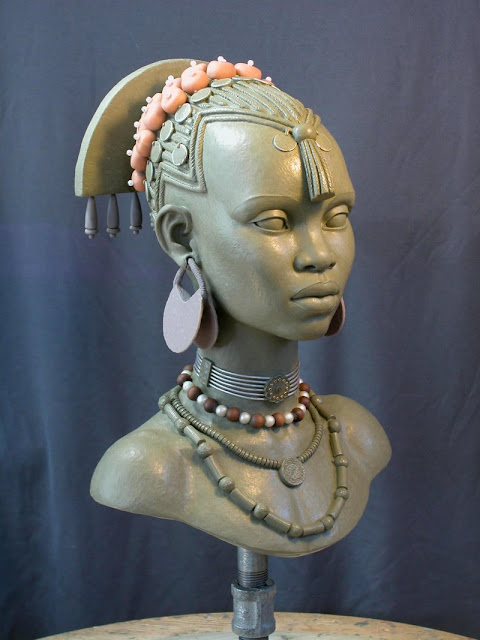 Mark newman figurative sculptor tutt art