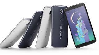 Nexus 6 Tak Lagi Dijual di Google Play Store