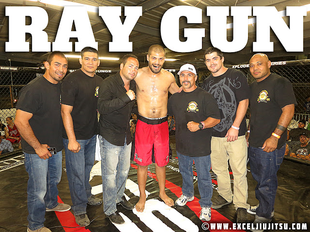 Excel Jiu Jitsu, Excel MMA, Ray Sloan, MMA San Diego