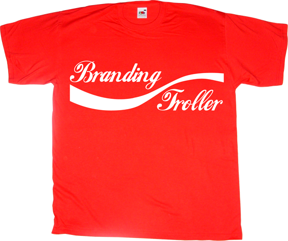 coca cola coke brand fun troll useless copyright useless capitalism useless consumer society sugar t-shirt ephemeral-t-shirts