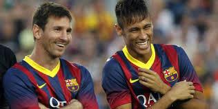 barcelona terancam kehilangan messi dan neymar