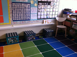 Photo of Teaching With Style crate seats