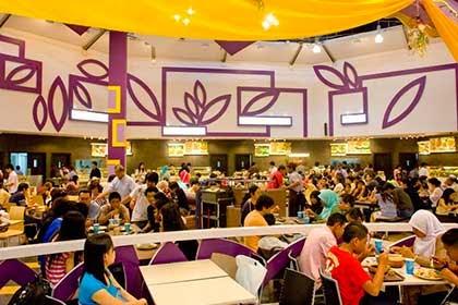 tempat makan di singapura, tempat nongkron di singapura, jenis tempat makan, masakan tradisional, pusat perbelanjaan, masakan india, masakan cina