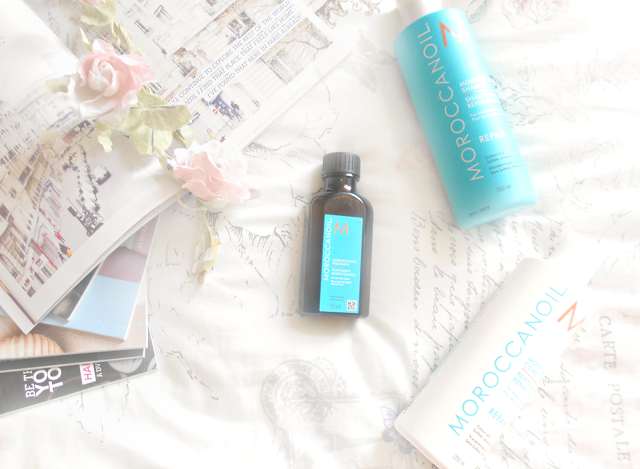 Hair Care Routine | Moroccan Oil