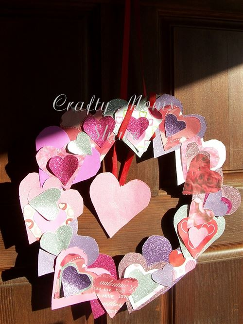 Easy Valentine's Day Door Decorations For Preschool