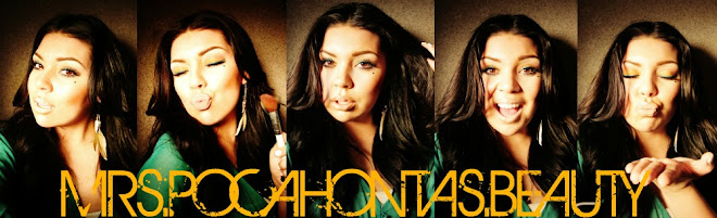 Mrs. Pocahontas Beauty Blog ♥