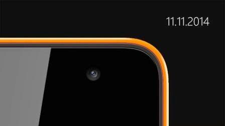 Nokia will introduce its latest Lumia phones November 11th