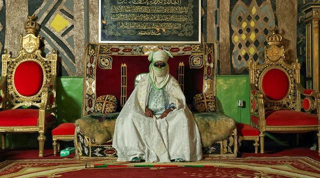 Monarcas de Nigeria Realeza