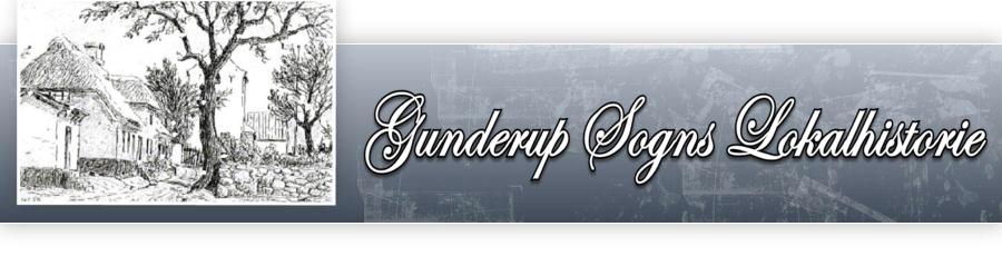Gunderup sogns lokalhistorie