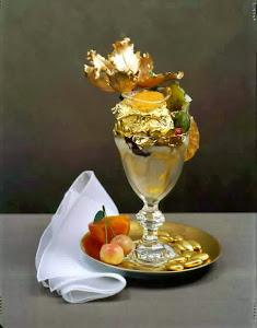 Gold Sundae Opulence, 1.000 δολάρια/μερίδα