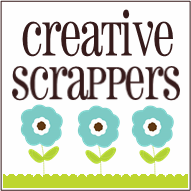 I was a Fav at Creative Scrappers!