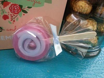 EnSOAP Lollipops Natural Soap