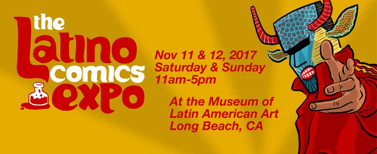 Latino Comics Expo