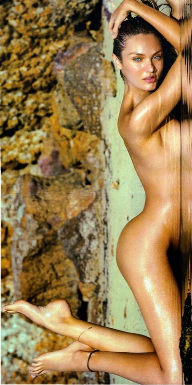 Póster de colección Candice Swanepoel
