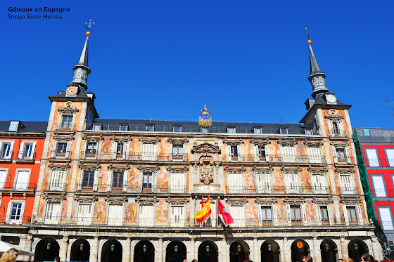 tourisme madrid plaza mayor