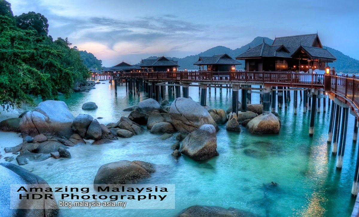 Langkawi Island HDR Photography