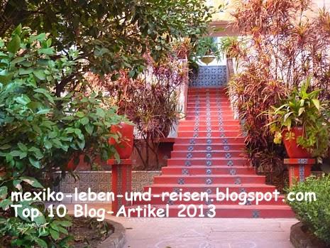 Top 10 Blog-Artikel Mexiko Leben und Reisen
