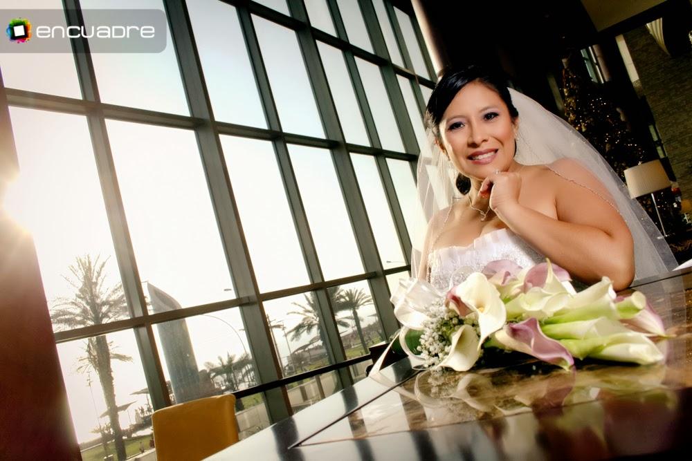 fotos de novia hotel marriot