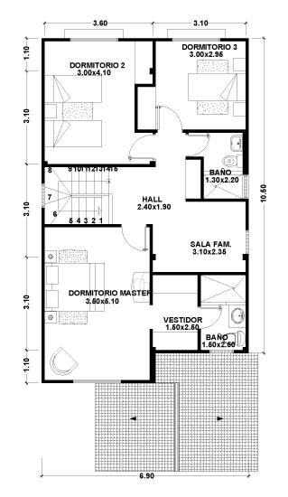 Julian orta 5iv05 agosto 2011 for Simbologia de planos arquitectonicos