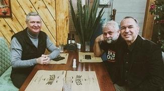 Florin Ianovici, Vladimir Pustan şi Cristian Barbosu: Un prim pas spre NORMALITATE!!