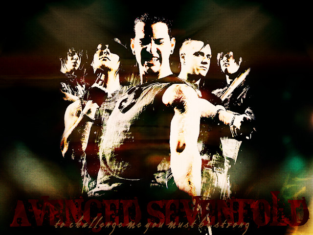 avenged sevenfold wallpaper