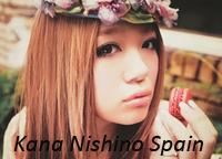 :: Kana Nishino Spain ::