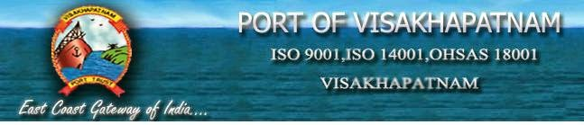 Jobs in Visakhapatnam Port,Nov-2014