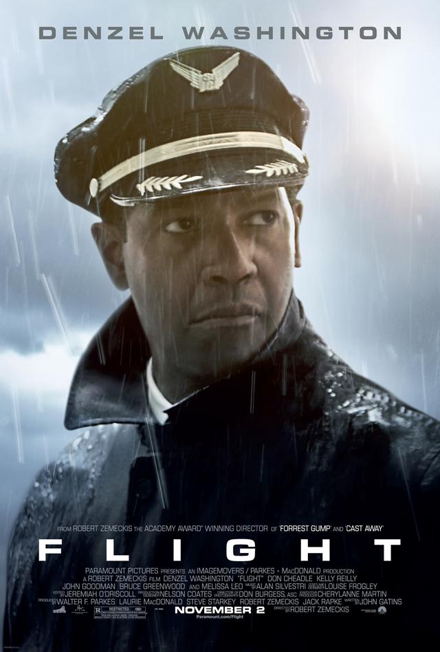 ตัวอย่างหนังใหม่ : Flight (ผ่าวิกฤตเที่ยวบินระทึก) ซับไทย