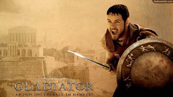 Gladiator (2000) a movies like Braveheart