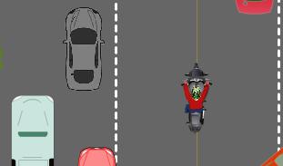 chơi game Lái xe đón bạn gái