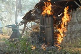 Madura Membara, Sampang Membara, Syiah dibakar