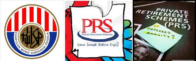 Perbezaan KWSP, PRS Private Retirement Scheme Dan Deferred Annuity