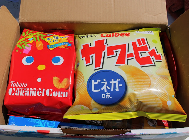 TokyoTreat, unboxing premium july 2015