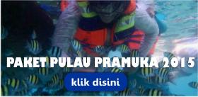 Paket Pulau Pramuka