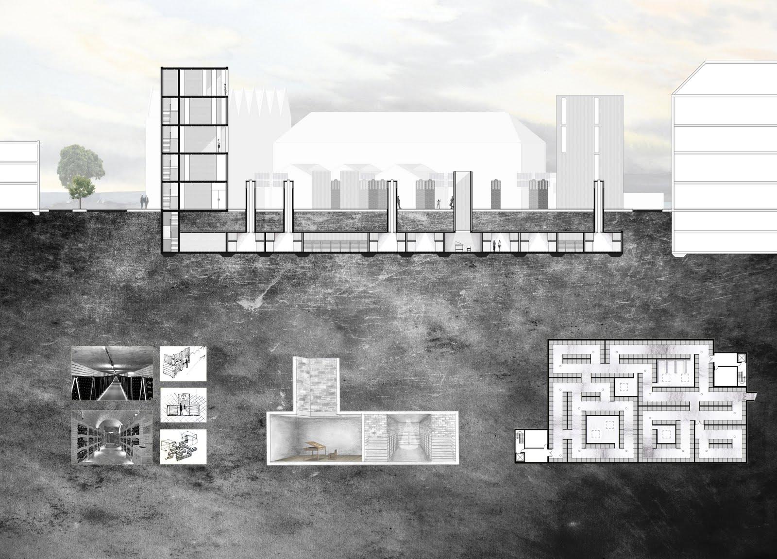 Alex Warren Architecture Design Studio Work Final