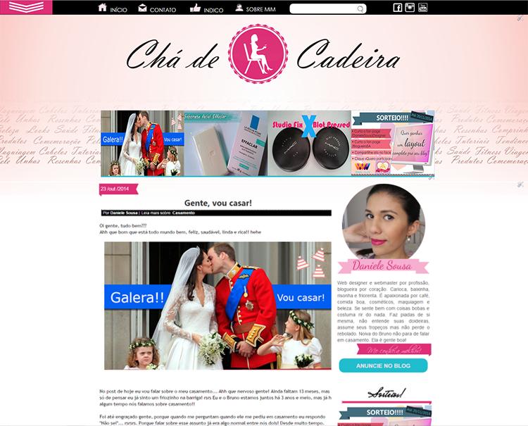 Repaginada no Blog!!! Mudança de nome, logo, layout, funções, desabafo…