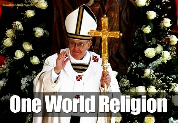 Pope Francis Goes Public With Support Of RFID Chip Implantation