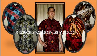 Baju Batik Bola Murah