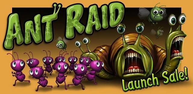 Ant Raid Android