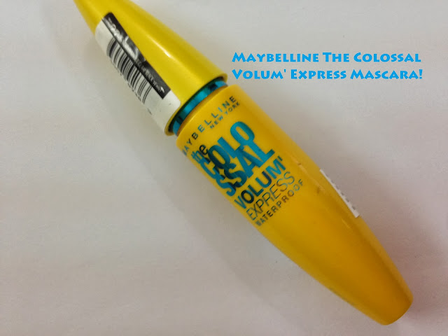 Maybelline The Colossal Volum' Express (Waterproof) Mascara