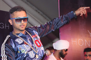 Honey Singh Events 2012