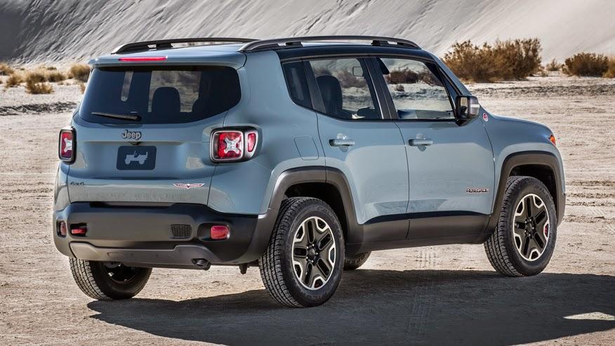 Jeep n en k k model renegade ek mde sati ta for Suv 4x4 economici