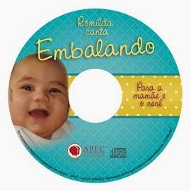 CD Romilda Embalando - Para a mamãe e o nenê