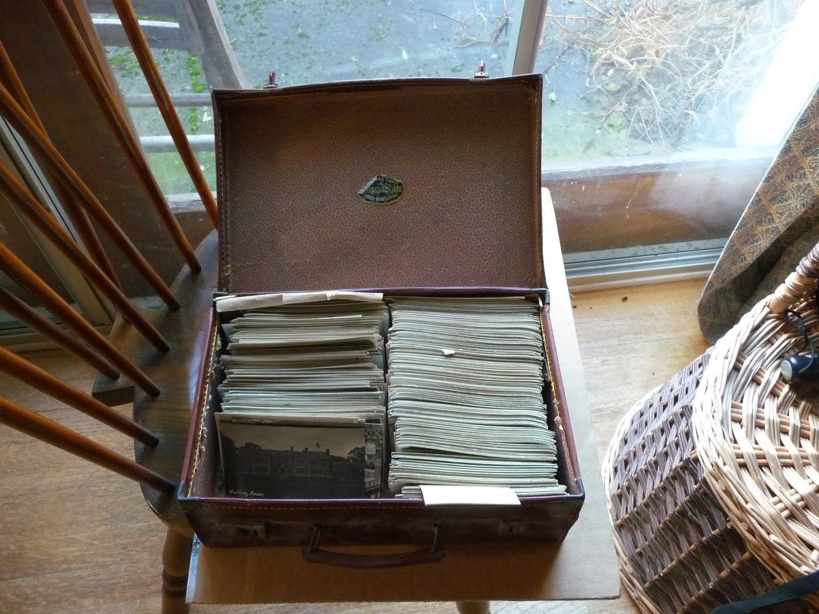 A suitcase archive