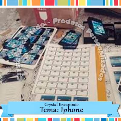 Convite Iphone
