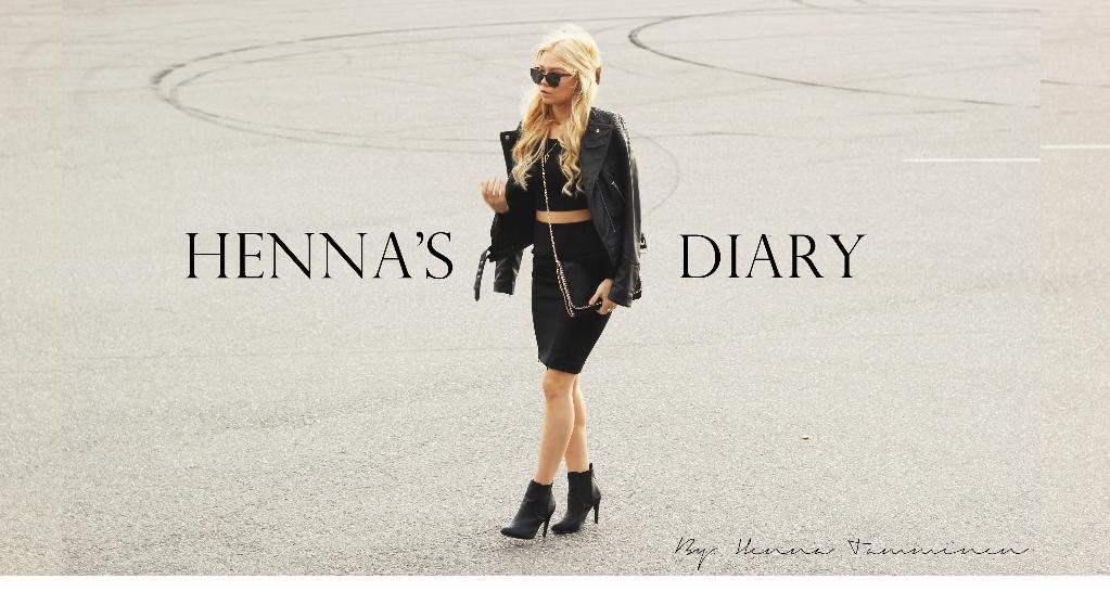 HENNA'S DIARY